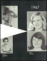 1967 Bedford High School Yearbook Page 74 & 75