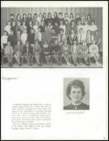 1967 Bedford High School Yearbook Page 76 & 77