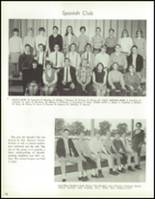 1967 Bedford High School Yearbook Page 78 & 79