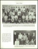1967 Bedford High School Yearbook Page 80 & 81