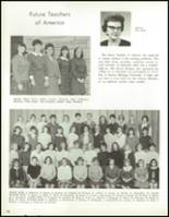 1967 Bedford High School Yearbook Page 82 & 83