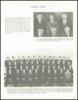 1967 Bedford High School Yearbook Page 84 & 85