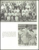 1967 Bedford High School Yearbook Page 86 & 87