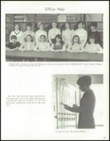 1967 Bedford High School Yearbook Page 92 & 93