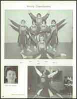 1967 Bedford High School Yearbook Page 94 & 95