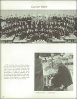 1967 Bedford High School Yearbook Page 100 & 101