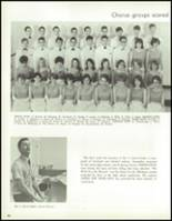 1967 Bedford High School Yearbook Page 102 & 103