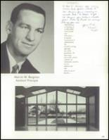 1967 Bedford High School Yearbook Page 106 & 107