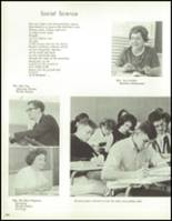 1967 Bedford High School Yearbook Page 108 & 109