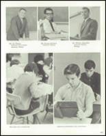 1967 Bedford High School Yearbook Page 110 & 111