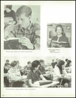 1967 Bedford High School Yearbook Page 114 & 115