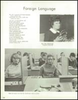 1967 Bedford High School Yearbook Page 116 & 117