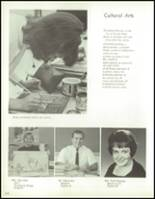 1967 Bedford High School Yearbook Page 118 & 119