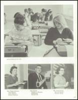 1967 Bedford High School Yearbook Page 120 & 121