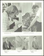 1967 Bedford High School Yearbook Page 122 & 123