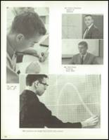 1967 Bedford High School Yearbook Page 126 & 127