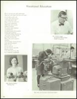1967 Bedford High School Yearbook Page 128 & 129