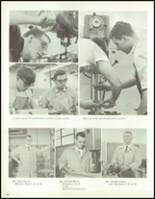 1967 Bedford High School Yearbook Page 130 & 131