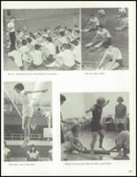 1967 Bedford High School Yearbook Page 132 & 133