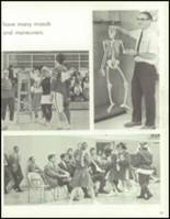 1967 Bedford High School Yearbook Page 136 & 137