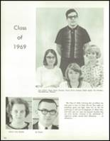 1967 Bedford High School Yearbook Page 140 & 141
