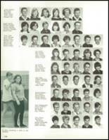 1967 Bedford High School Yearbook Page 142 & 143