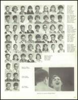 1967 Bedford High School Yearbook Page 144 & 145