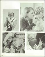 1967 Bedford High School Yearbook Page 150 & 151