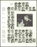 1967 Bedford High School Yearbook Page 152 & 153
