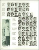 1967 Bedford High School Yearbook Page 154 & 155
