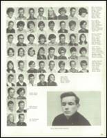 1967 Bedford High School Yearbook Page 156 & 157