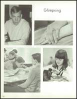 1967 Bedford High School Yearbook Page 160 & 161