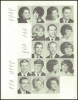 1967 Bedford High School Yearbook Page 164 & 165