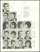 1967 Bedford High School Yearbook Page 170 & 171
