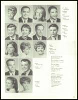1967 Bedford High School Yearbook Page 174 & 175