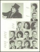 1967 Bedford High School Yearbook Page 176 & 177