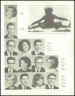 1967 Bedford High School Yearbook Page 180 & 181