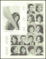 1967 Bedford High School Yearbook Page 182 & 183