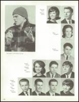 1967 Bedford High School Yearbook Page 184 & 185