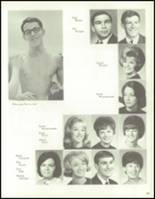 1967 Bedford High School Yearbook Page 186 & 187