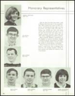 1967 Bedford High School Yearbook Page 190 & 191