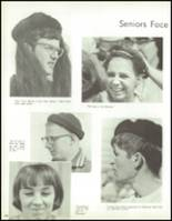 1967 Bedford High School Yearbook Page 194 & 195