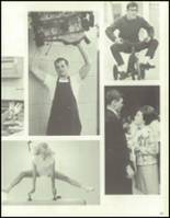 1967 Bedford High School Yearbook Page 196 & 197