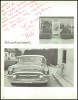 1967 Bedford High School Yearbook Page 206 & 207