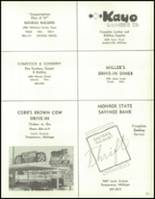 1967 Bedford High School Yearbook Page 214 & 215