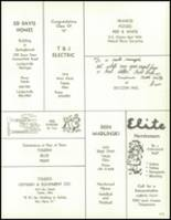 1967 Bedford High School Yearbook Page 216 & 217