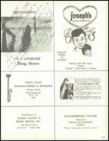 1967 Bedford High School Yearbook Page 218 & 219