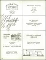 1967 Bedford High School Yearbook Page 224 & 225