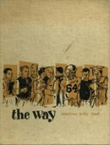 1964 Yearbook Archbishop Hoban High School