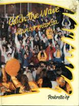 1987 Yearbook St. Francis High School